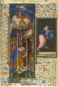 The Rohan Master, Book of Hours January