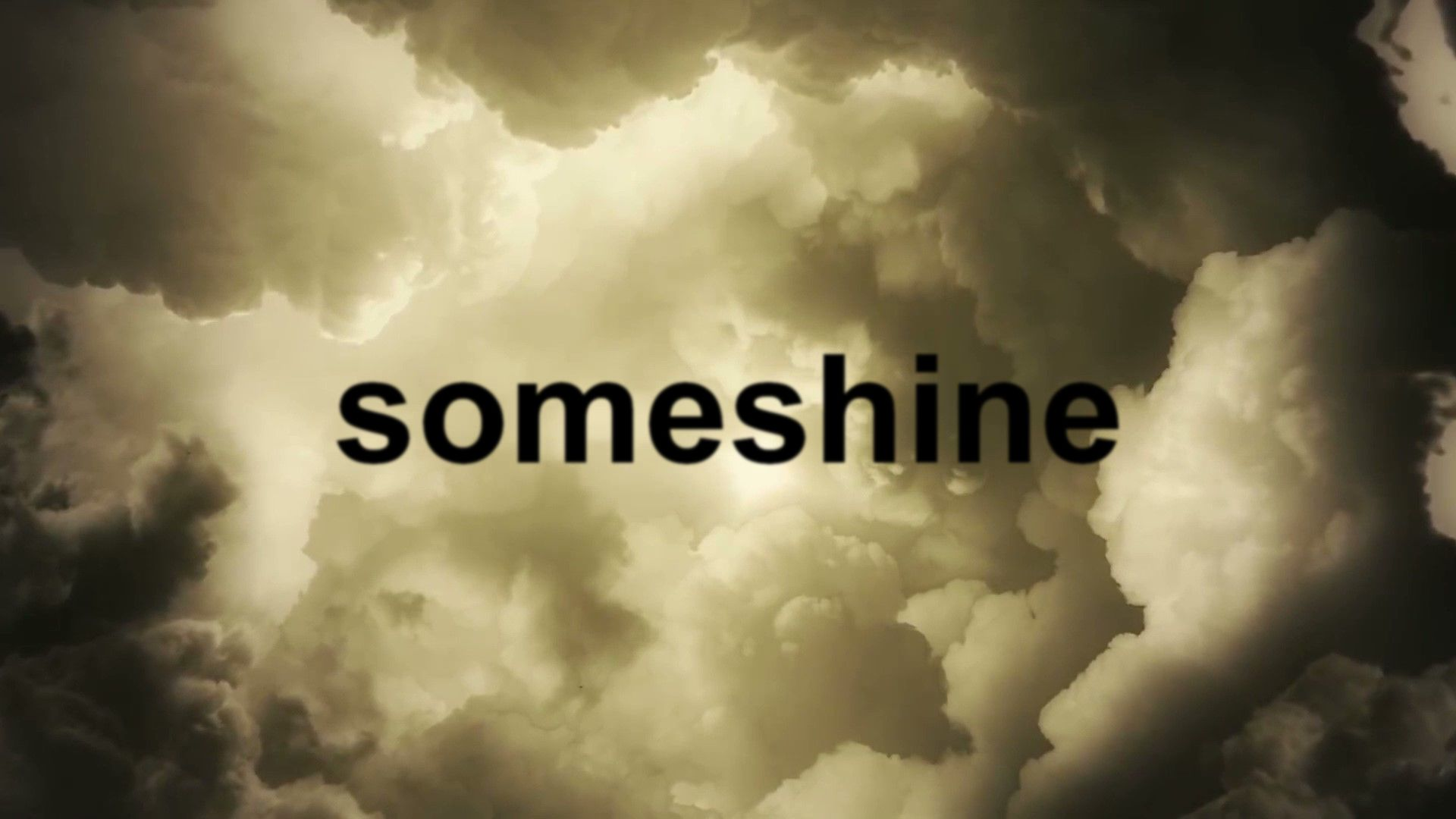 watch new music video someshine